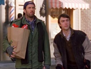 Gilmore Girls: Scene in a Mall