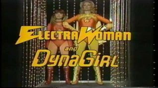 ElectraWoman and DynaGirl [TV Series]