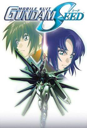 Mobile Suit Gundam SEED [Anime Series]