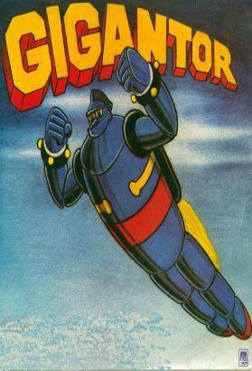 Gigantor [Anime Series]