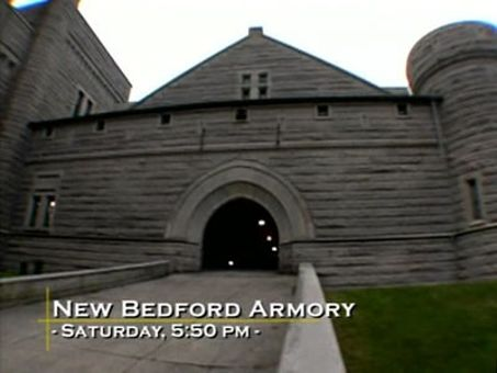 Ghost Hunters : The Armory