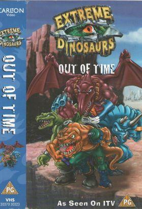 Extreme Dinosaurs [Animated Series]