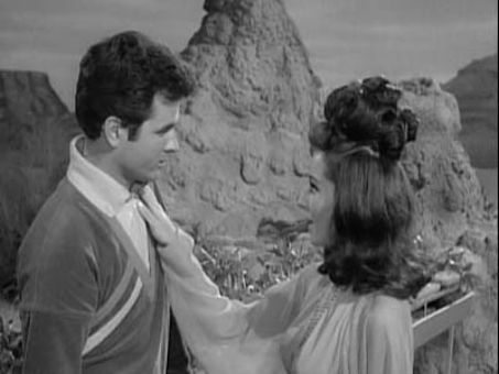Lost in space croppers sherry jackson mercedes mccambridge