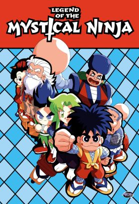 Legend of the Mystical Ninja [Anime Series]