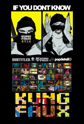 Kung Faux [TV Series]