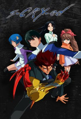 S-CRY-Ed [Anime  Series]