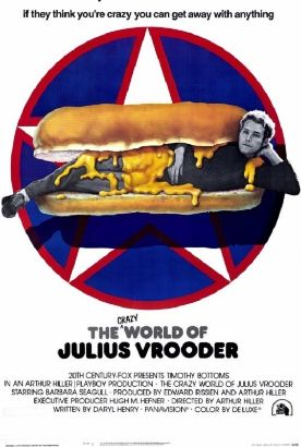 The Crazy World of Julius Vrooder