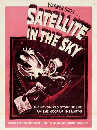 Satellite in the Sky