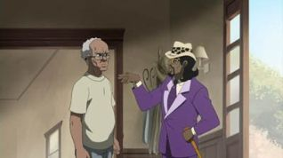 The Boondocks: Guess Hoe's Coming to Dinner