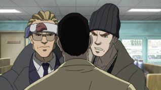 The Boondocks: A Date With the Health Inspector