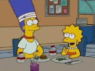The Simpsons : Regarding Margie