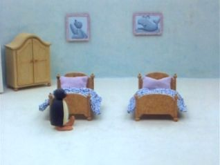 Pingu: Pingu and Pinga Don't Want to Go to Bed