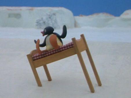 Pingu : Pingu and Pinga Play Circus
