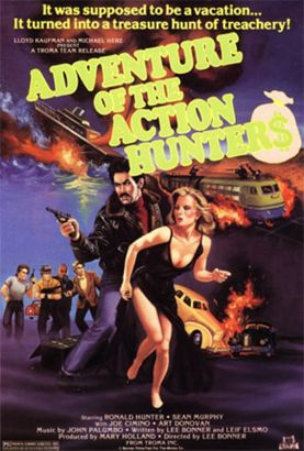 The Adventures of the Action Hunters - Two for the Money