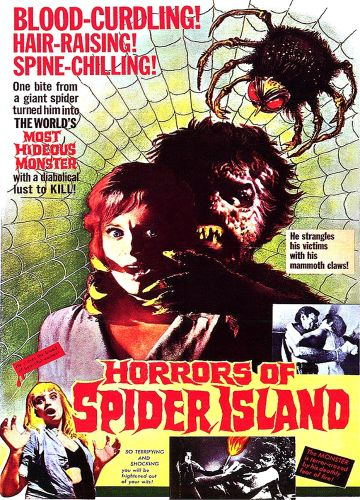 Horrors of Spider Island (1960) - Fritz Bottger | Cast and