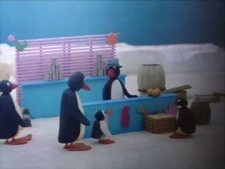 Pingu: Pingu at the Fairground
