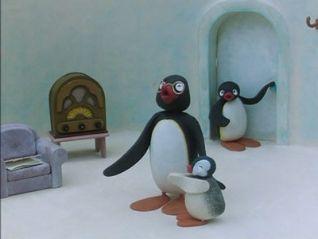 Pingu: Grandfather Comes to Visit