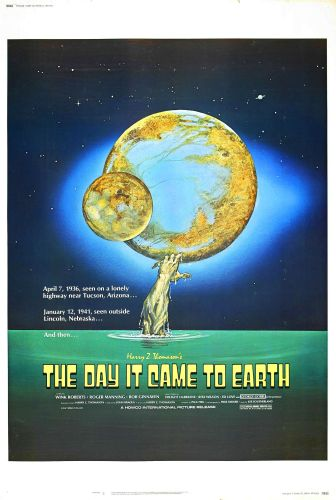 The Day It Came to Earth