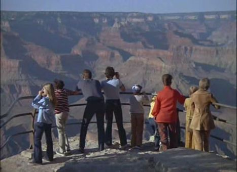 The Brady Bunch : Grand Canyon or Bust