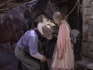 Little House on the Prairie: The Race