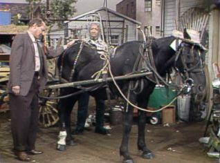 Sanford and Son: My Kingdom for a Horse