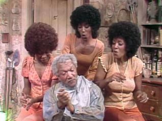 Sanford and Son: Presenting the Three Degrees