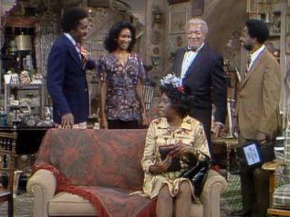 Sanford and Son: The Engagement Man Always Rings Twice