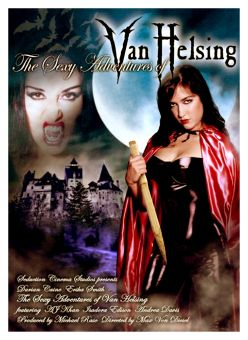 The Sexy Adventures of Van Helsing