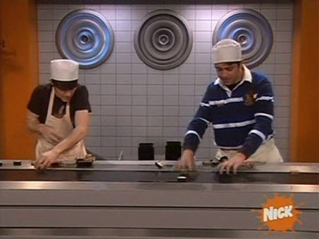 Drake & Josh : I Love Sushi