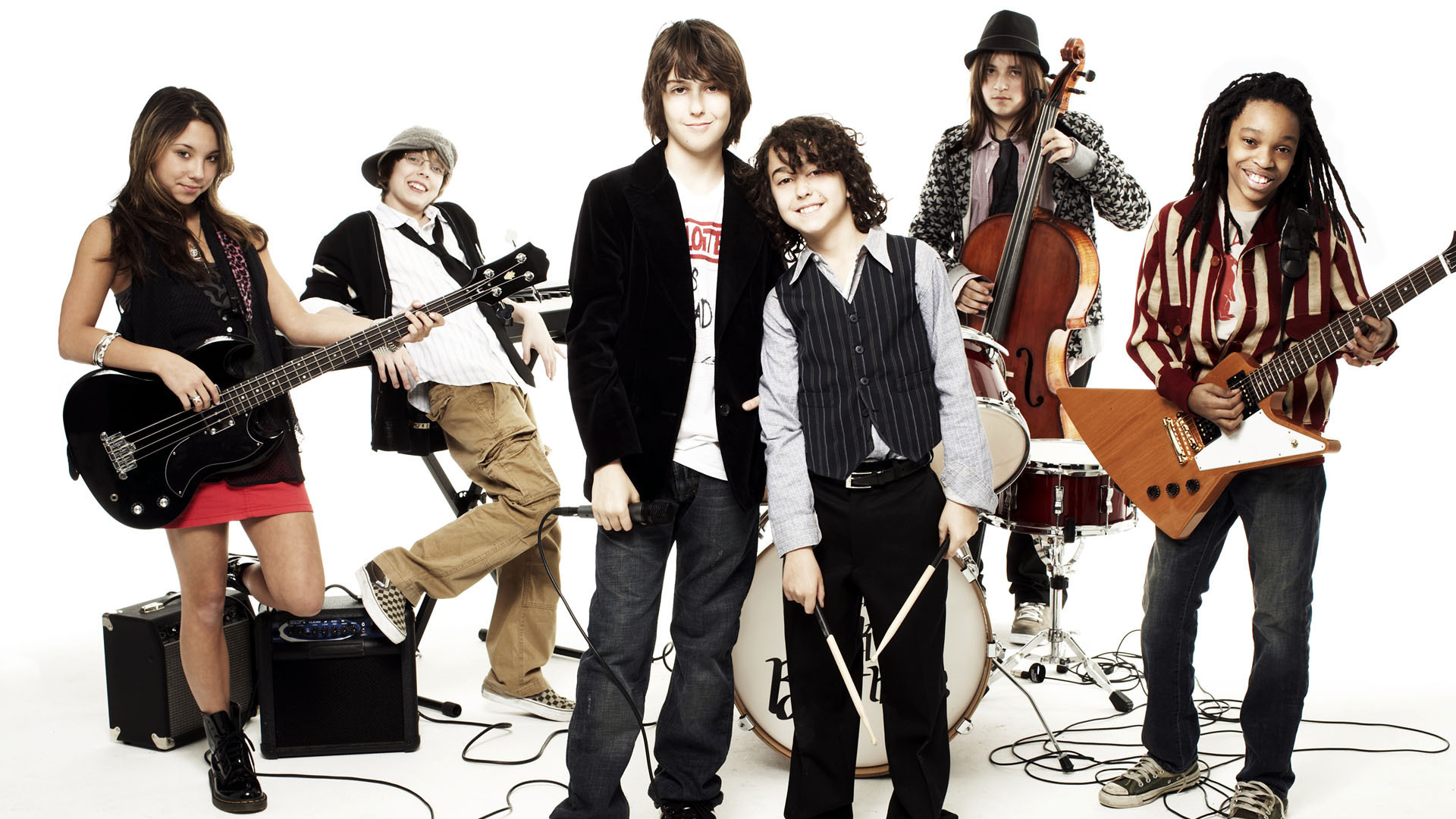 the naked brothers band stories