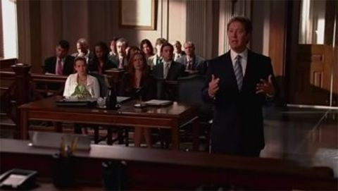 Boston Legal : The Chicken and the Leg