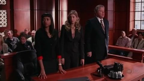 Boston Legal : Attack of the Xenophobes