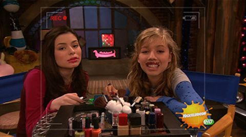 iCarly : iWant a World Record