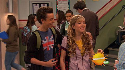 iCarly : iHate Sam's Boyfriend