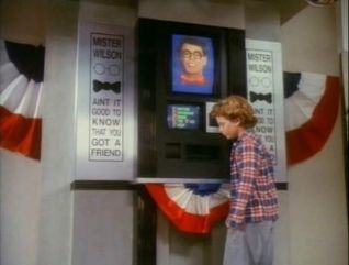 Eerie Indiana: ATM With a Heart of Gold