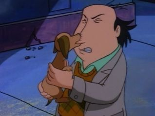 The Critic: A Pig-Boy and His Dog