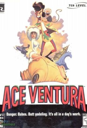 Ace Ventura: Pet Detective [Animated TV Series]