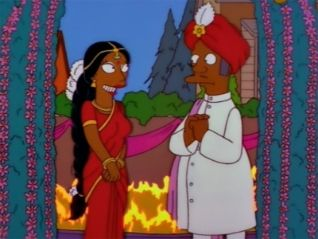 The Simpsons: The Two Mrs. Nahasapeemapetilons