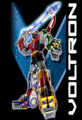 Voltron: The Third Dimension [Anime Series]