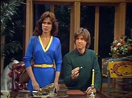 Silver Spoons : The Empire Strikes Out