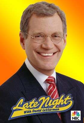 Late Night With David Letterman [TV Series]