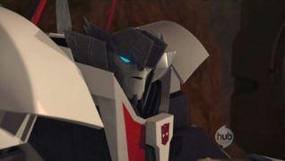 Transformers Prime: Con Job