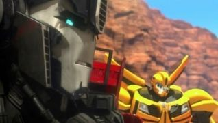 Transformers Prime: Masters and Students