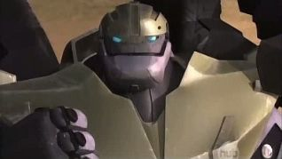 Transformers Prime: Deus Ex Machina