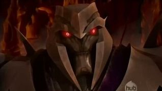 Transformers Prime: Sick Mind
