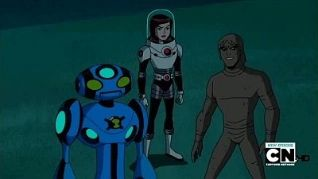 Ben 10: Ultimate Alien: Map of Infinity