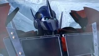 Transformers Prime: Out of His Head