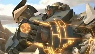 Transformers Prime: Metal Attraction