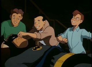 Batman: The Animated Series: I've Got Batman in My Basement