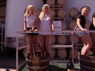 The Girls Next Door: Grape Expectations